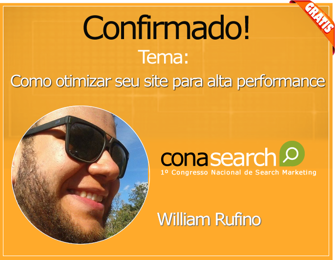 Otimizando seu site para alta performance – Palestra ConaSearch